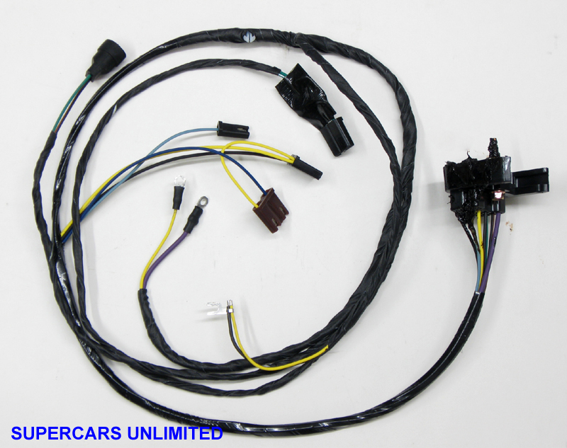 wire harness kit for 1965 442   29 wiring diagram images