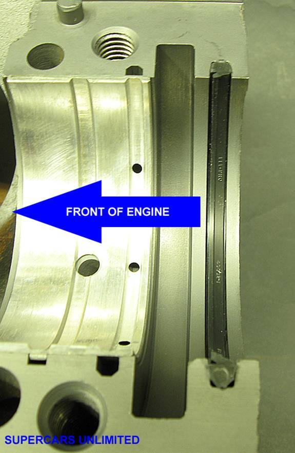 Installing rear main seals