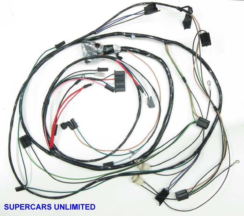 65 Cutlas Wiring Harnes