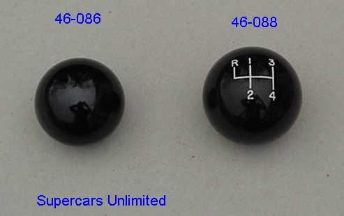 1970-1972 Olds Cutlass 442 Dual Gate Shift Ball